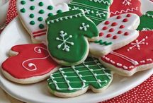 Christmas Cookie Baking Day / by Rebecca Mueller