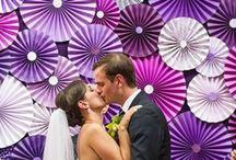Bliss Wedding in Purple