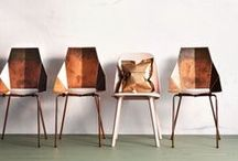 : Metallics : / Copper and Steel, Gold and SIlver...