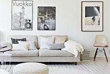 : White ~ Grey ~ Black :