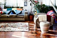 : Bohemian : / Relaxed and eclectic.
