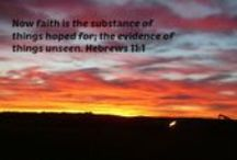 Faith / Quotes, scriptures, blog posts and articles about having faith.