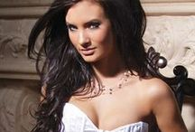 Bridal Lingerie / Once the wedding's over, surprise your spouse with some sexy Bridal Lingerie.   / by Lovers Lane