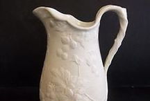 Relief Moulded Jugs