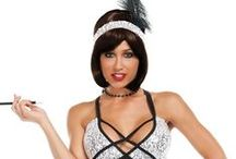 Sexy Flapper Costumes / by Lover's Lane
