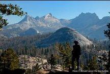 T R I P S : J O H N • M U I R • T R A I L / Planning for our John Muir Trail trip! / by Jesse Morrison