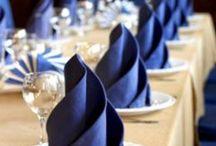 Bliss wedding in Blue