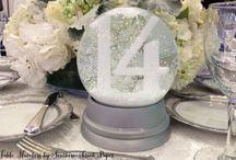 Bliss Wedding Winter Wonderland