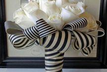 Bliss Wedding in Black N White