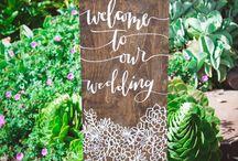 Bliss Wedding Woodland/Forest