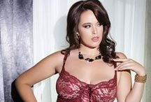 Valentine's Day: Plus Size Lingerie / Intimacy should never feel restrained by a lack of comfort, which is why Lover's Lane carries an incredible selection of plus size Valentine's Day lingerie that is perfect for all women! / by Lover's Lane