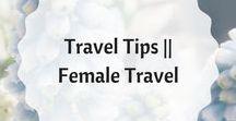 Travel Tips    Female Travel