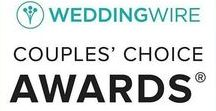 Wedding Wire Couples Choice Award / We are so humbled and thankful to all of our brides and grooms that took the time to review our services to assist future couples. Thank you from the bottom of our hearts and many thanks to Wedding Wire for the recognition and accolade.
