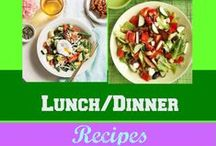 Clean Lunch/Dinner Recipes
