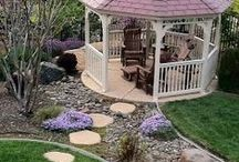 Amish Built Gazebos / Our gazebos come in a wide variety of sizes, styles, and options and are available in wood or vinyl. Designed and built by Amish workers in Pennsylvania, then assembled on site by our own crews. Display lots in Rocklin and Auburn, California, and available in the San Francisco Bay Area and SoCal as well.