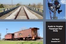 Public Transit, Passenger Rail, Buses / All things public transportation: bus and rail