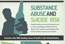Addiction & Recovery Infographics