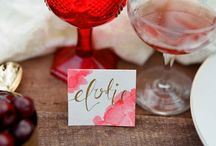 Seating Charts, Escort, Place Cards Wedding / Escort cards, place cards, and seating charts ideas and inspirations  / by Perfect Day Weddings & Events, LLC