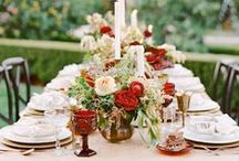Tablescape Wedding / Wedding table design ideas & inspirations  / by Perfect Day Weddings & Events, LLC