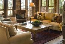 Living Room/ Family Room / by Christy Schmitt