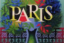 OUI OUI PARIS / by Matilda Grobler
