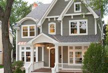 la maison / by Shelby McMillin