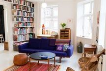 Home Sweet Home / Cool ideas for great spaces.
