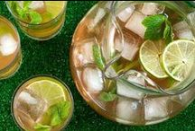 Iced Tea for Me, Please! / Iced tea ideas perfect for summer, or anytime!
