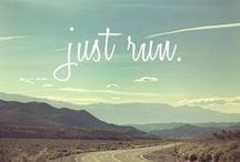 FOR THE LOVE OF RUNNING.