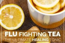 Natural Tea Remedies / These natural tea remedies might just cure what ails you.