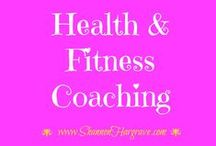 Health & Fitness Coaching