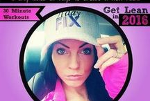 21 Day Fix / No more counting calories!  Easy to use portion controlled system and 30 minute workouts for 21 days!