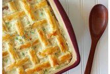 Recipes | Dinner / by Maelyn Cacho