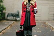 Fashion | Fall & Winter / by Maelyn Cacho