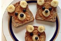 Kid Snack ideas / by Heather Silance