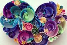 Quilling / Beautiful Art