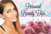 Beauty Tips / Personal Hair, makeup and beauty tips by Shannon Hargrave