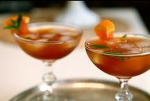 Tea'tails / Tea time meets happy hour with these tea cocktails.