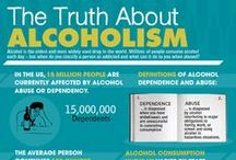 Alcohol Abuse Information / This board is full of helpful information about alcoholism use for both families and those who are seeking help