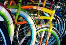 Motivation, Healthy Living, Loving my Bike / by Pam Williamson