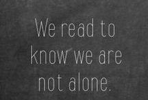Reading / by Tamela Ritter