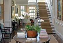 FOYERS / Gorgeous Entries  / by Joanne Dallas