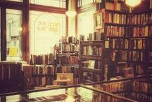 Bookstore / by Caroline Rabideau