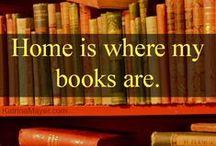 Books / by Caroline Rabideau