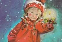 Christmas / by Caroline Rabideau