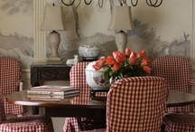 DINING / Dining | Both Formal & Casual or Seen as Vignette  / by Joanne Dallas