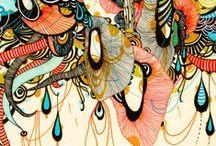 Patterns + Illustration