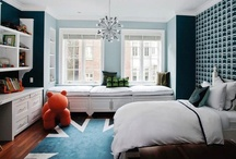 Home Decor--Boy Room / by Courtney Bell