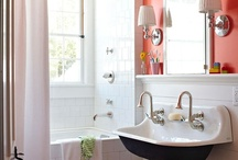 Home Decor--Bathroom / by Courtney Bell