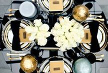 Table Dressings / by Denise